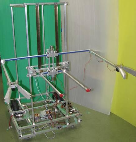 NHK2012手動ロボット